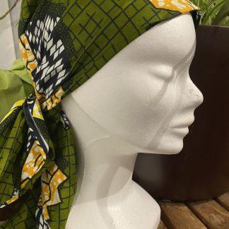 Bandeaux cheveux et foulards tête